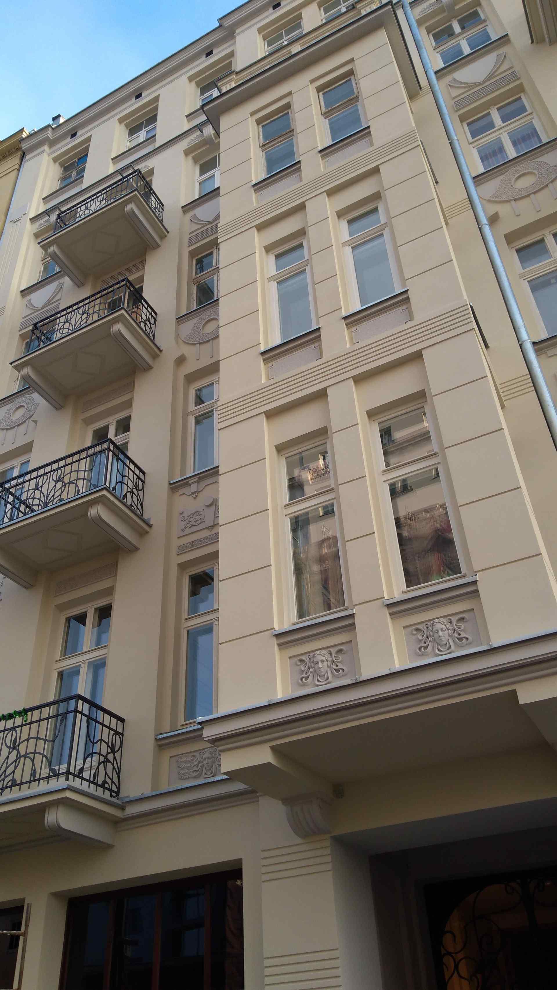 Renowacja Zabytkowcyh budynków